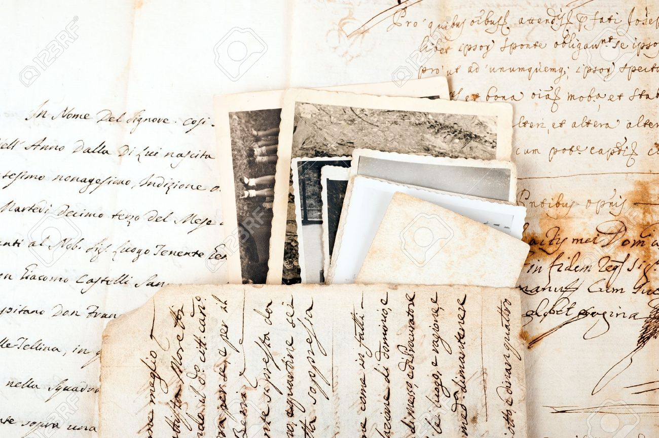 Image result for old letters""