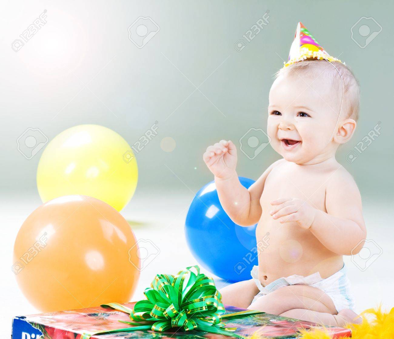 First birhday of little baby boy - 8340020