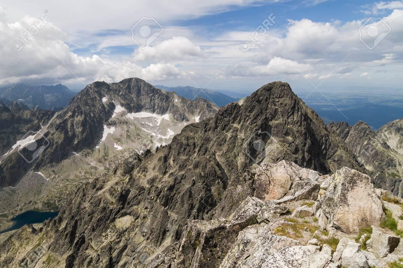 National Park - High Tatra Mountains Stock Photo - 18732251