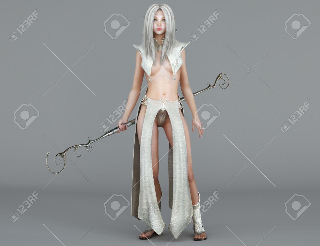 Elf 3d model hentai scenes