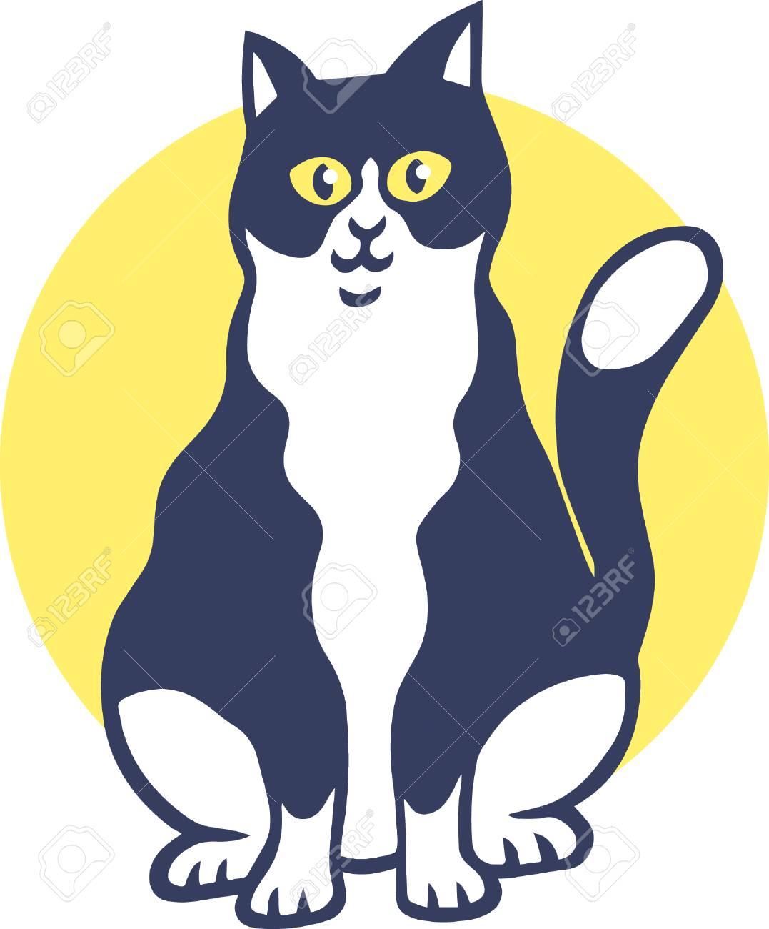 Cat Stock Vector - 24071853