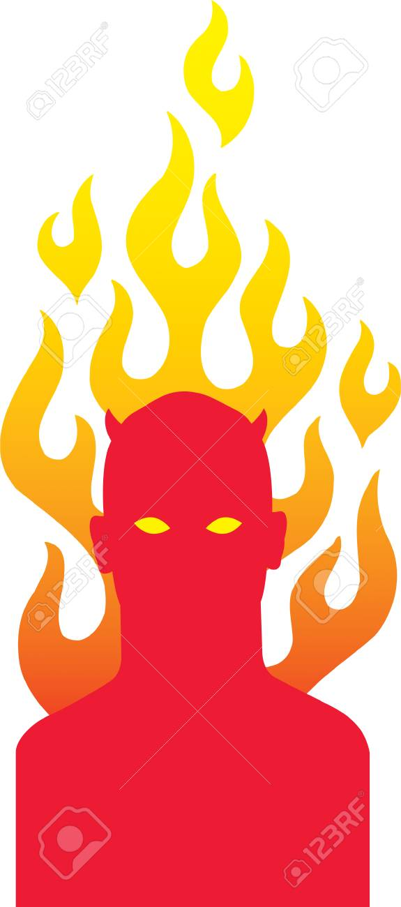 Devil Stock Vector - 24306366