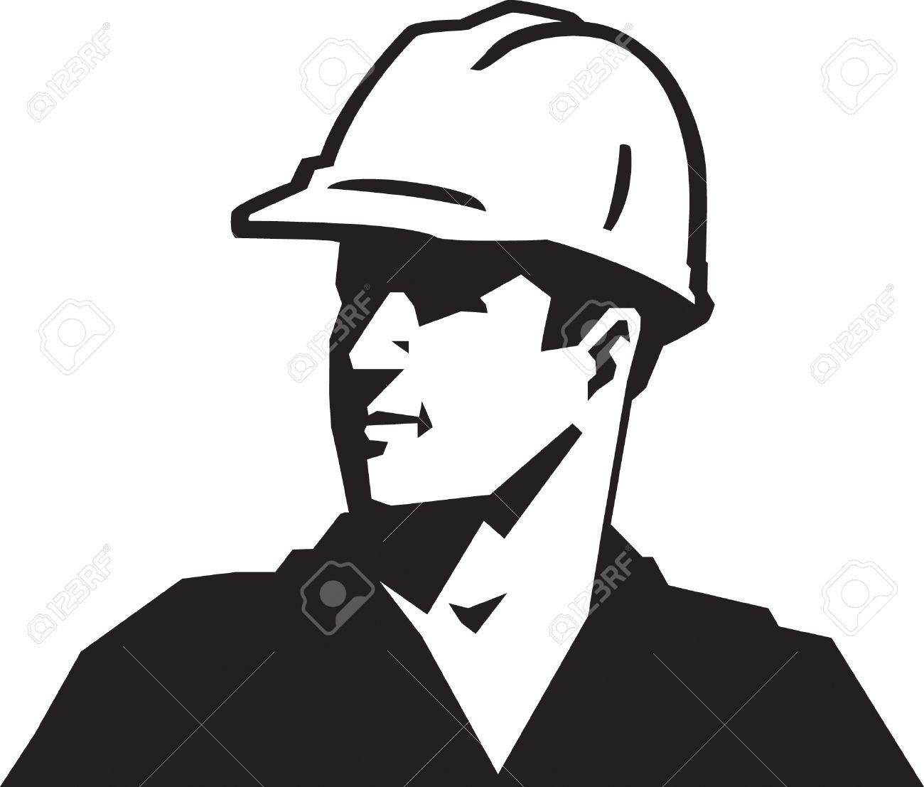 Construction Guy Stock Vector - 24305994