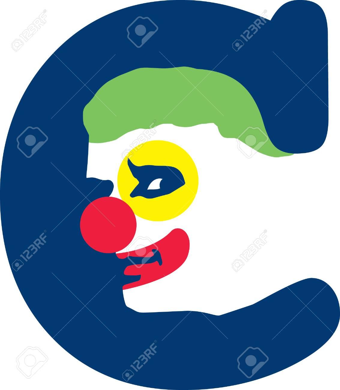 Clown Stock Vector - 24774248