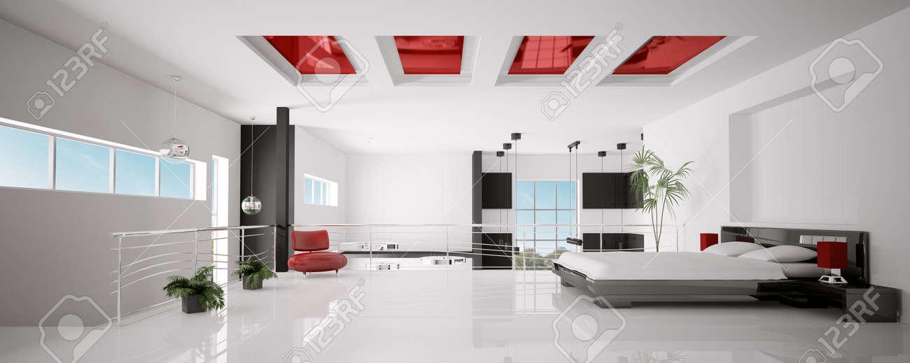 Chambre Noire Et Rouge. Peinture Chambre Noir Et Rouge Avignon ...