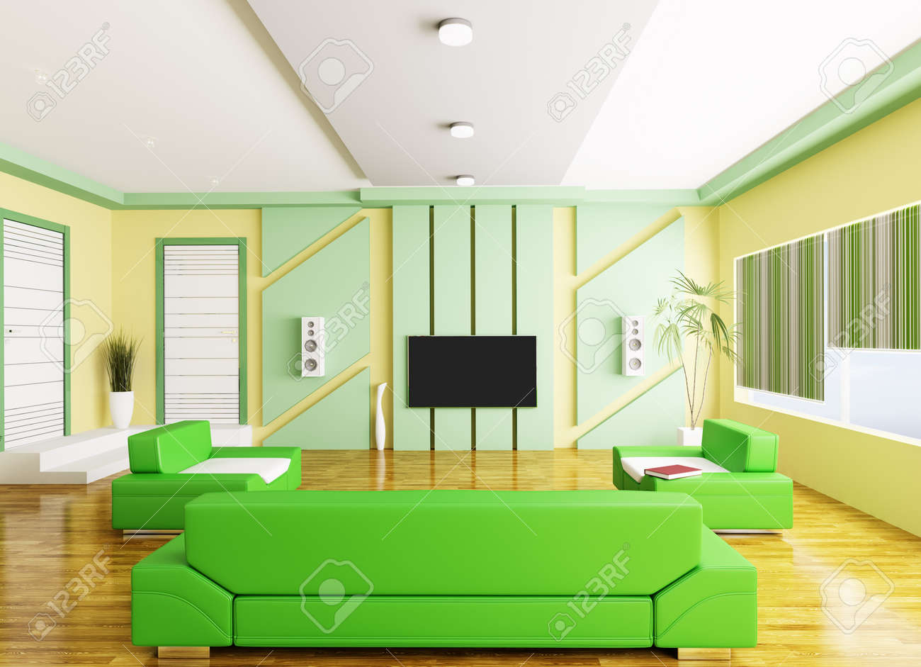Orange Yellow Green Living Room Yes Yes Go – Yellow and Green Living Room