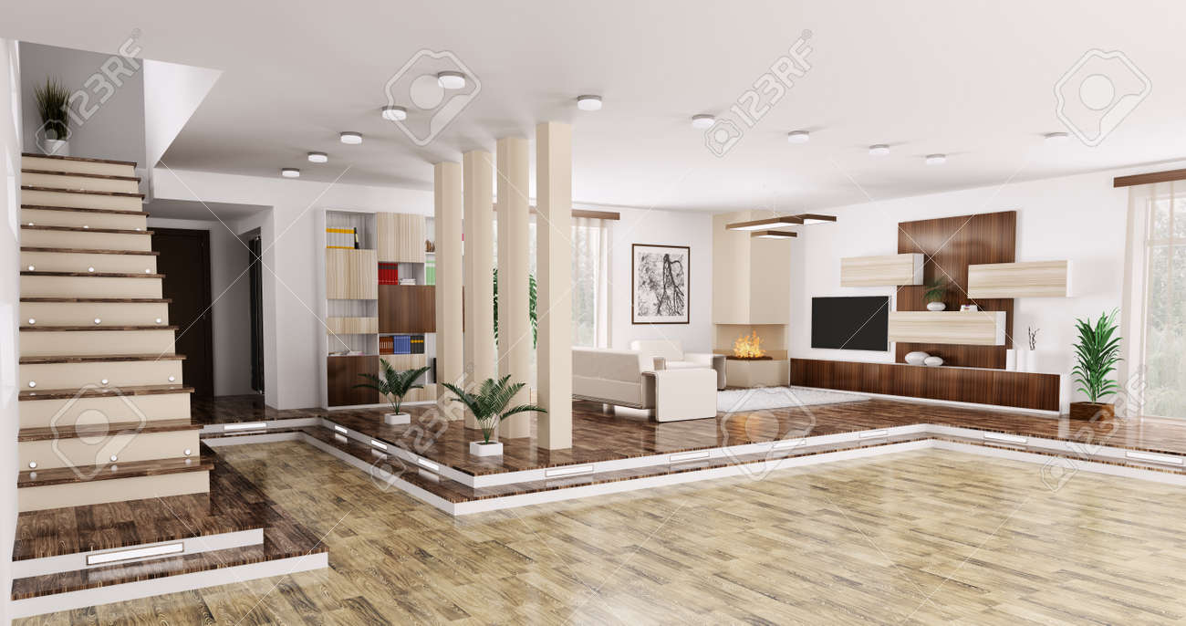 Woodwork Designs For Hall In Apartment. Extravagant Living Rooms By ...