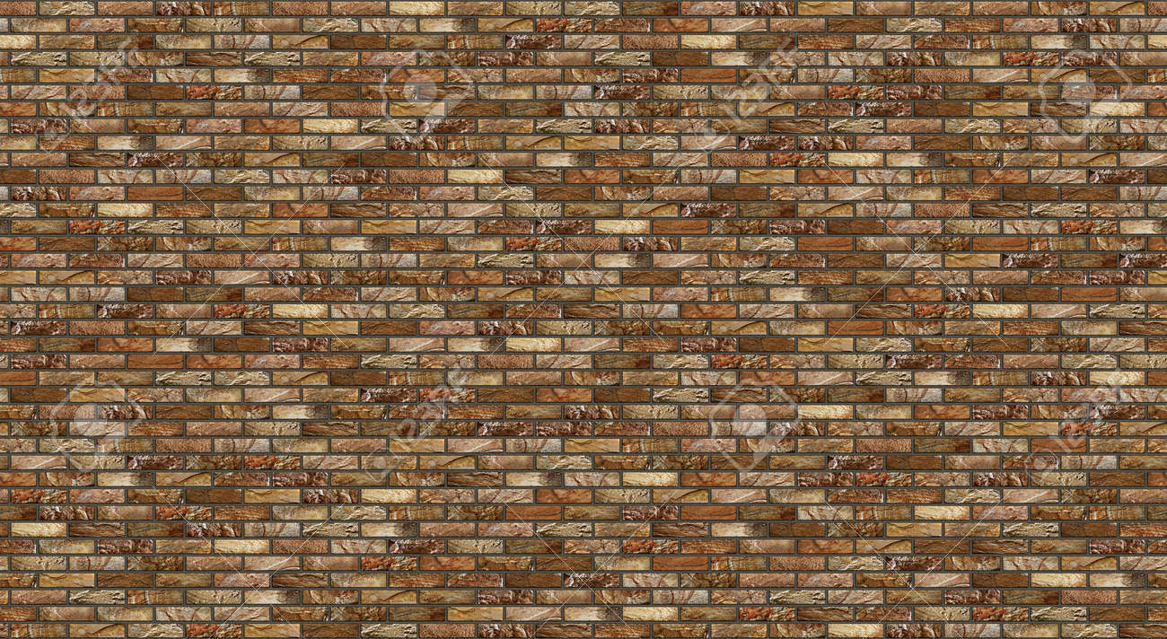 Seamless Bricks Background Texture Stock Photo Picture And Royalty