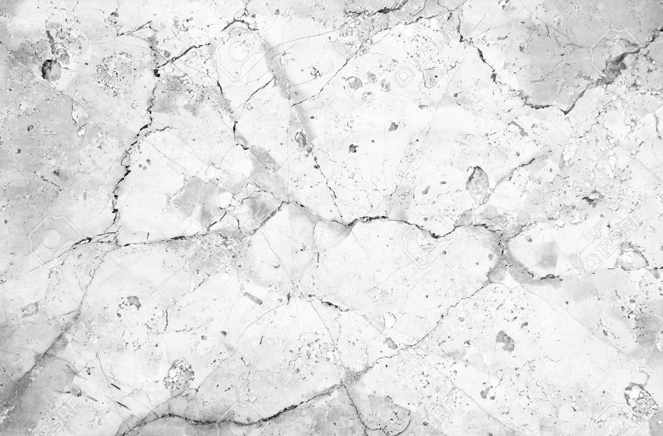Background Of White Cracked Marble Stone Texture Stock Photo Picture And Royalty Free Image Image 44880707