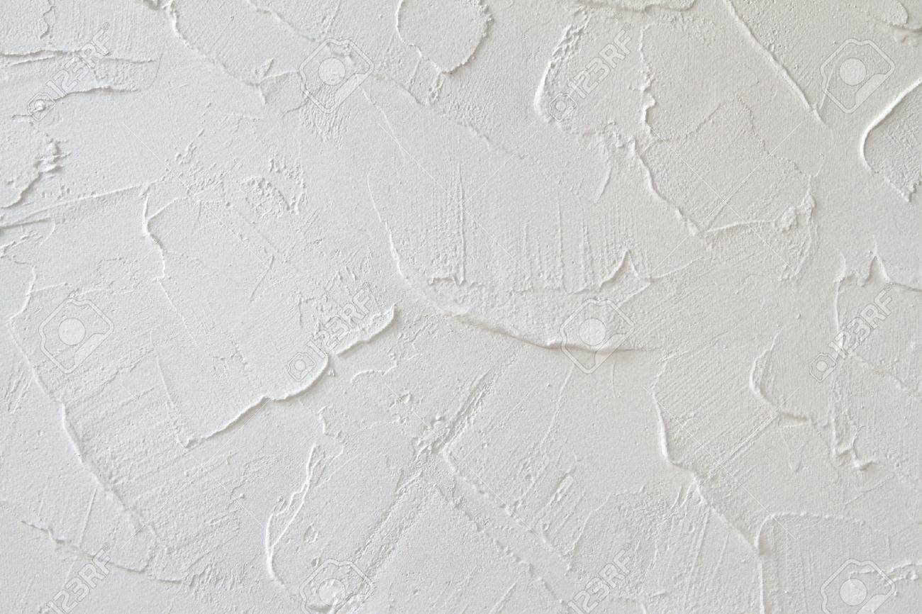 Decorative Plaster Effect On Wall Stock Photo Picture And Royalty