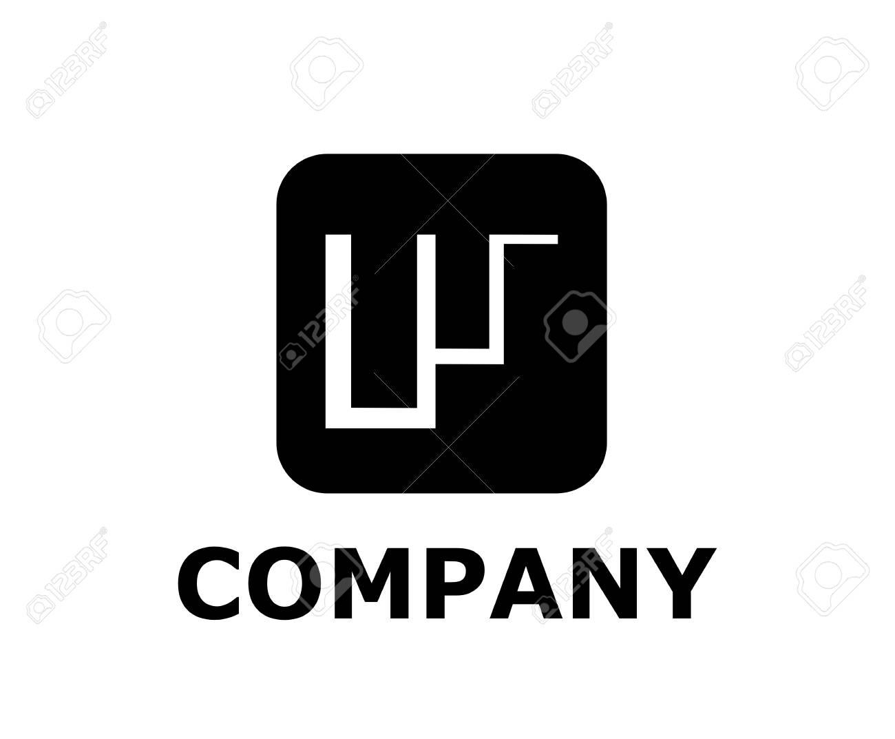Logo Symbol Type Letter W Logo Design Idea Illustration Line Stock