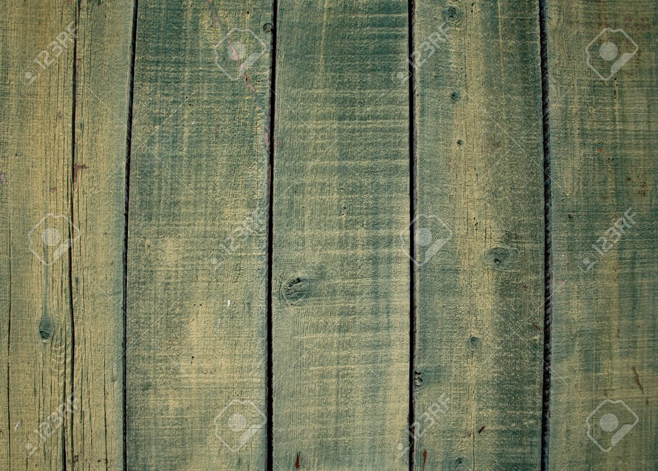 Green stain on a weathered wooden fence stock photo picture and green stain on a weathered wooden fence stock photo 948136 baanklon Images