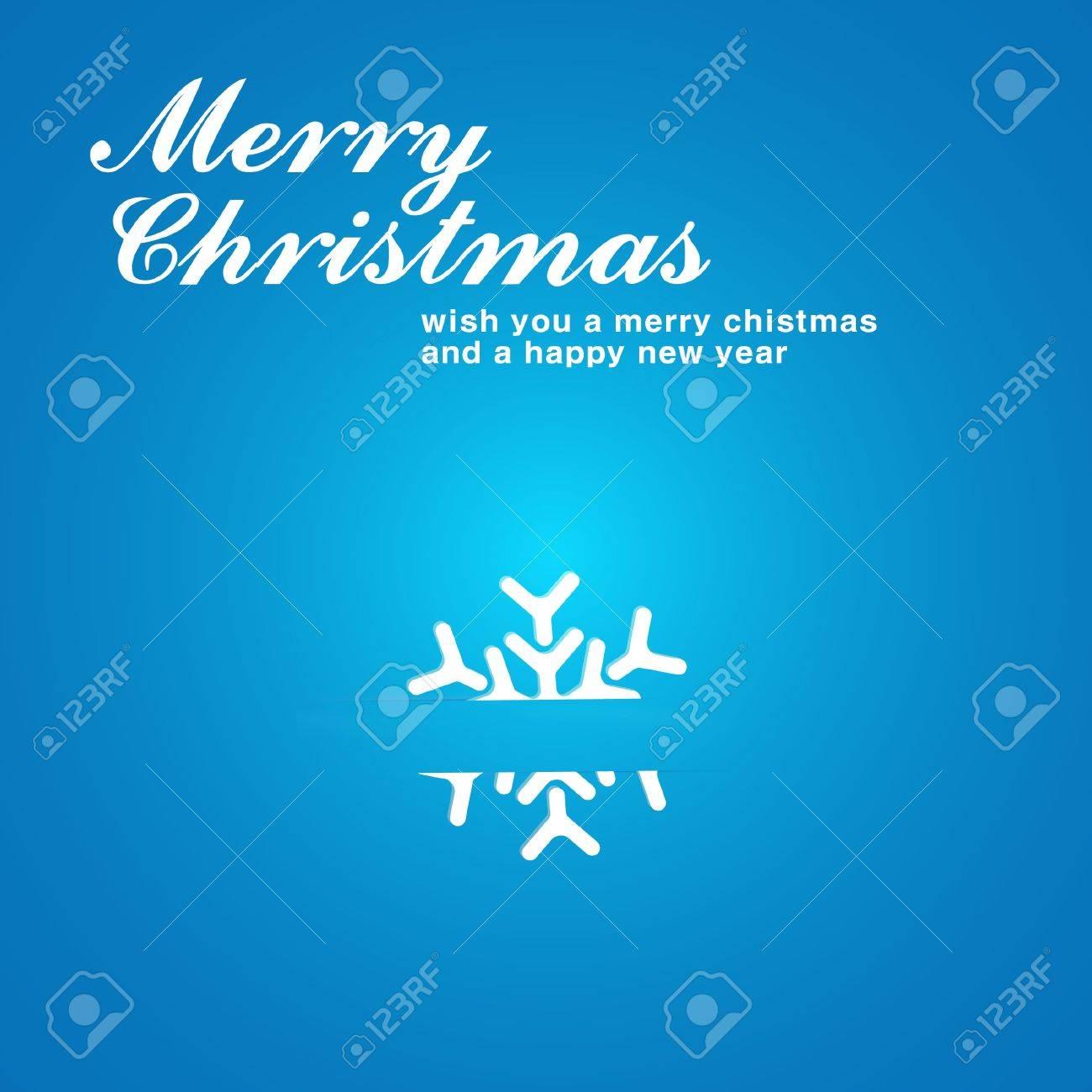 Christmas Snowflake Applique Background Stock Vector - 15756695