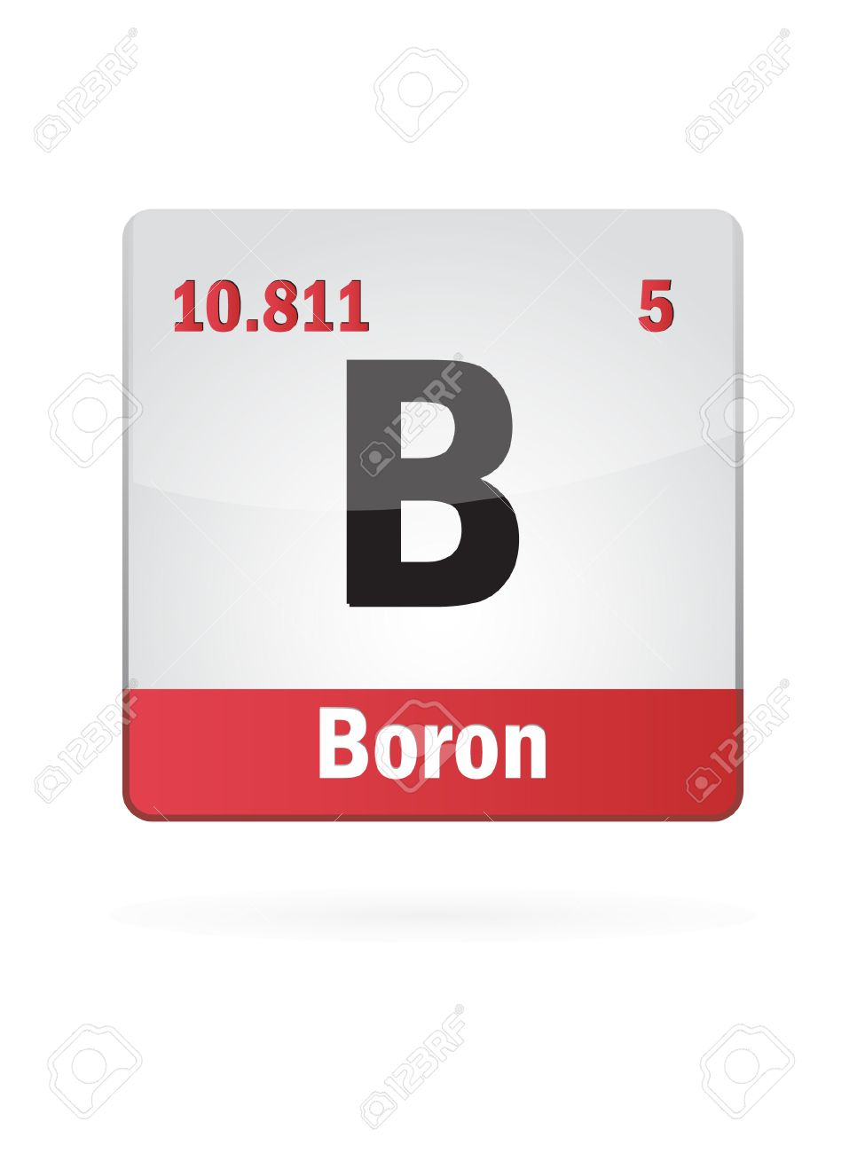 Boron symbol illustration icon royalty free cliparts vectors and boron symbol illustration icon stock vector 23652138 buycottarizona
