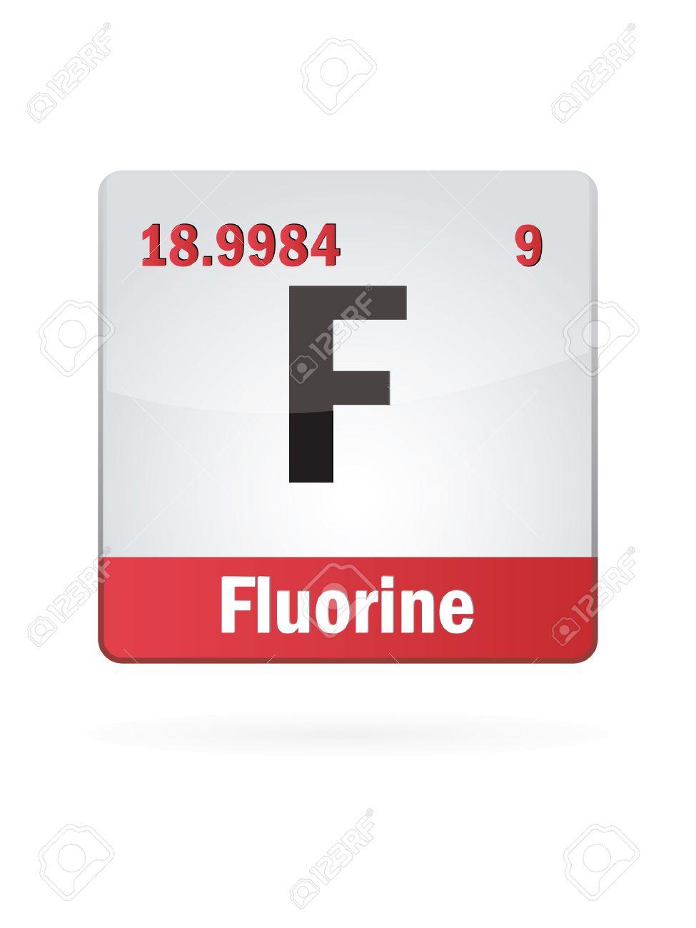 Fluorine symbol periodic table gallery periodic table images fluorine periodic table images periodic table images fluorine symbol illustration icon royalty free cliparts vectors fluorine gamestrikefo Gallery