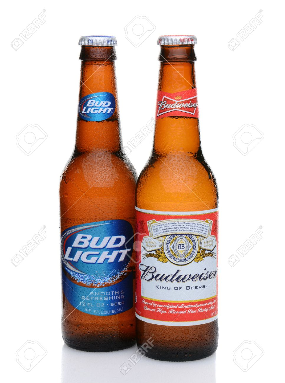 Beer Bud and Budweiser are the same