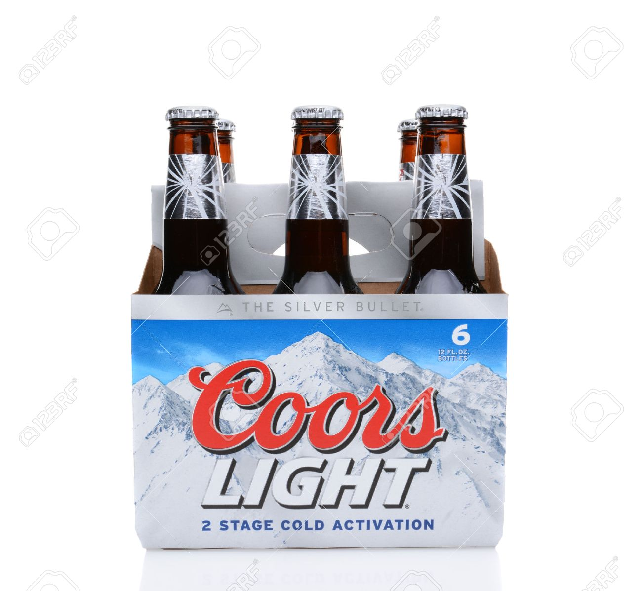 Coors Light Can 2014
