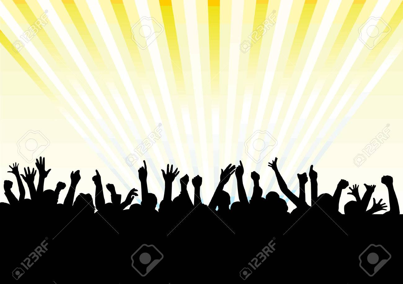 to celebrate an event Stock Vector - 6513570