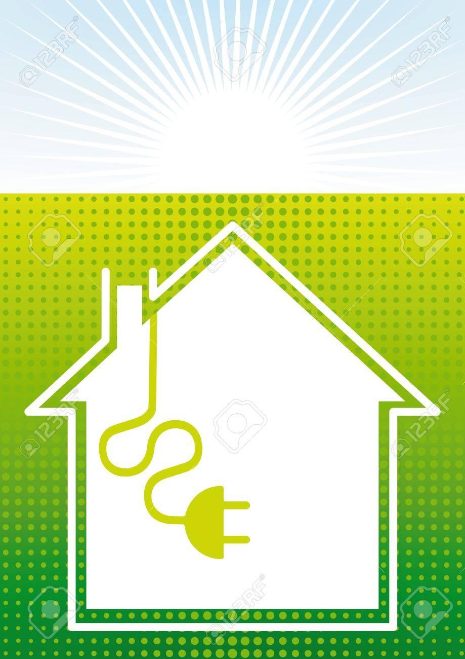 green power Stock Vector - 12385272