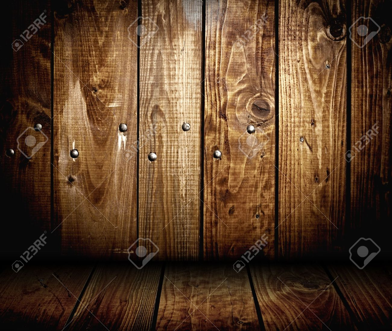 interior of wooden house. wood panel background texture Stock Photo -  12601943 - Interior Of Wooden House. Wood Panel Background Texture Stock