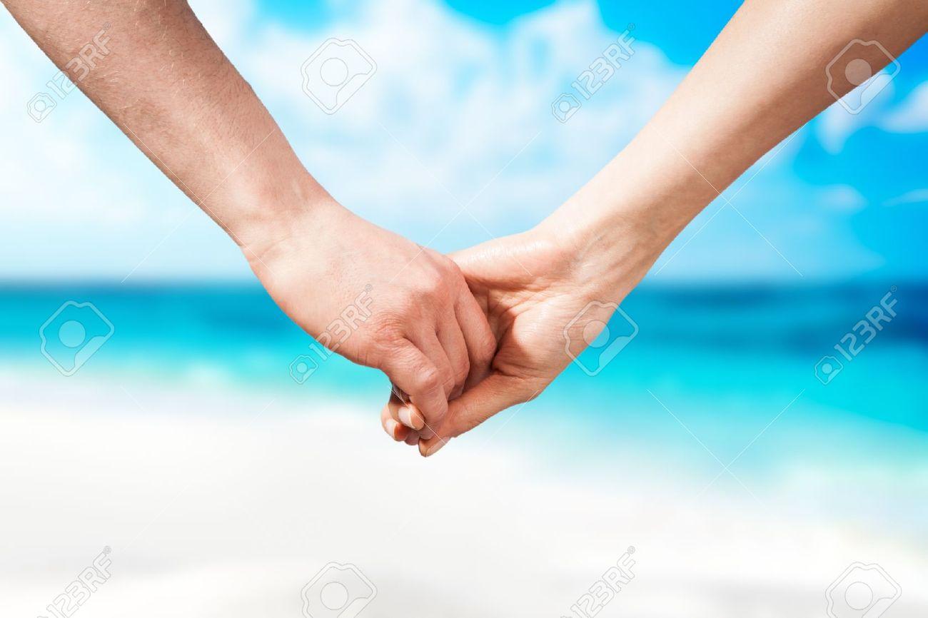 Händchen halten liebe