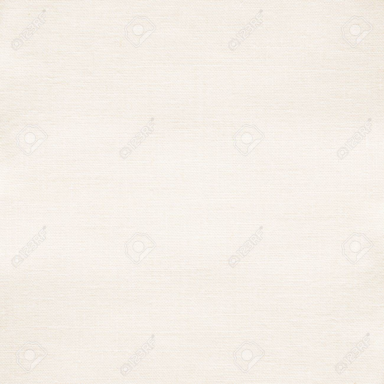 High Resolution Seamless Linen Canvas Background Stock Photo