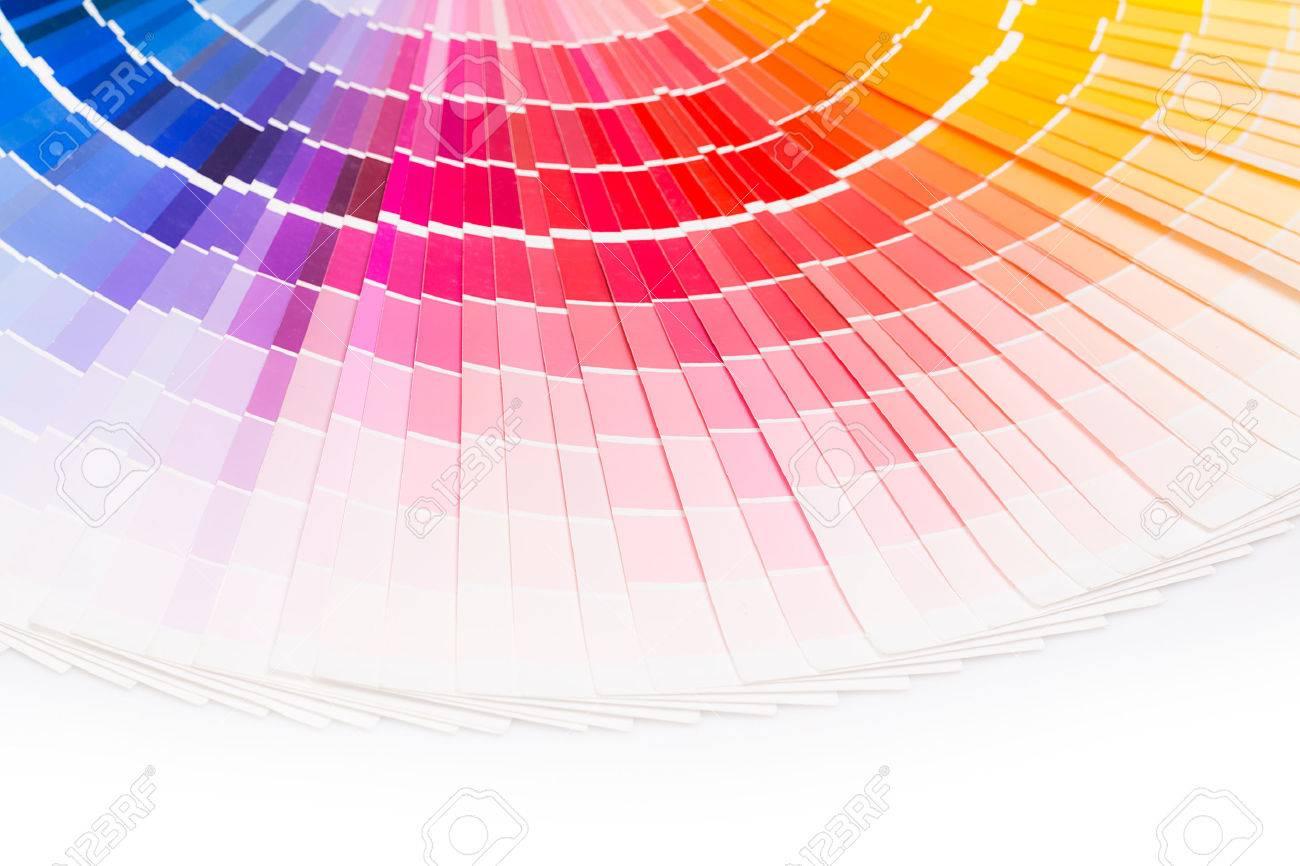 pantone colour swatches book rainbow sample colors catalogue - Pantone Color Swatch Book