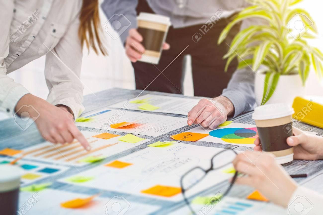 Brainstorming Brainstorm Business People Design Planning Stock Photo - 71935460