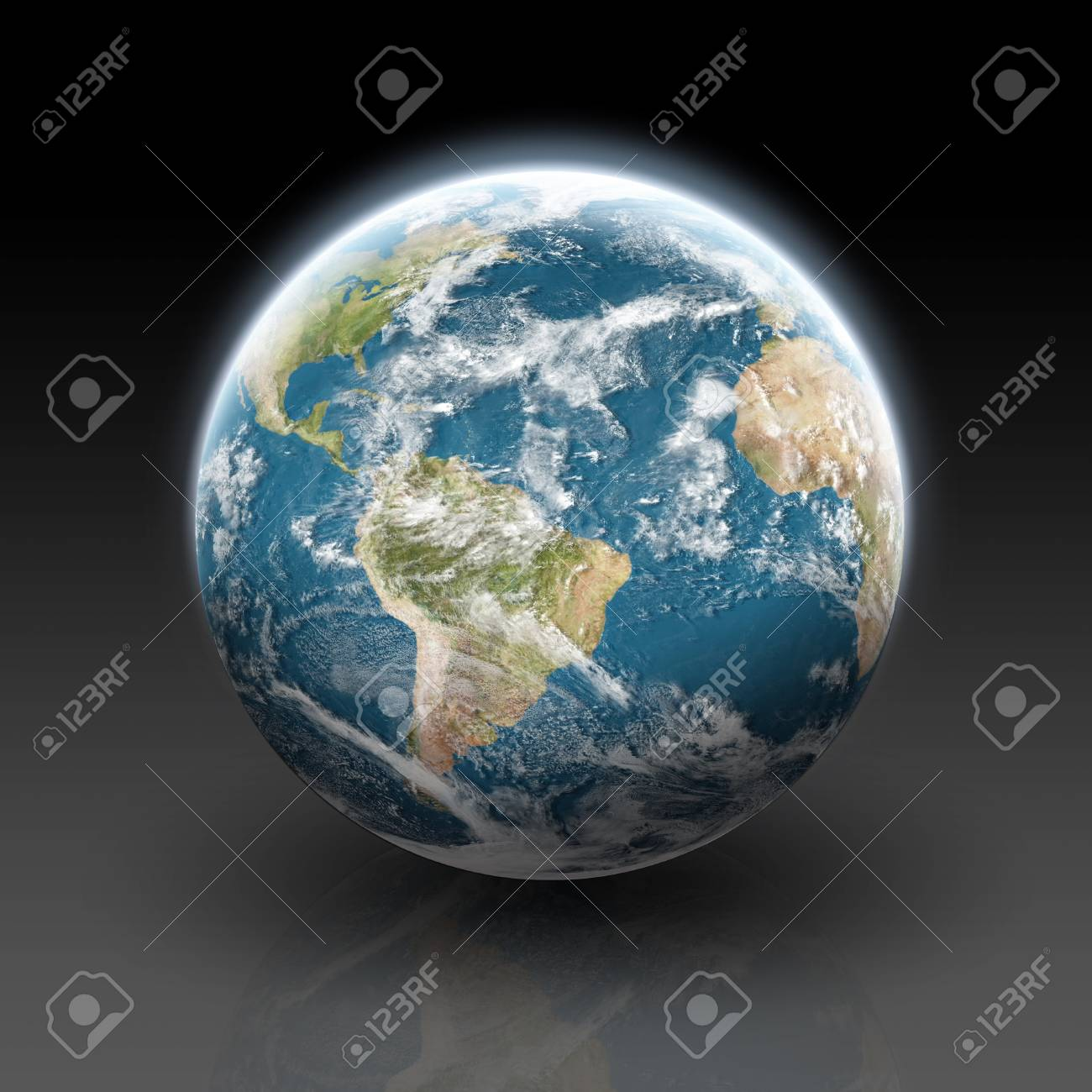 Planet earth Stock Photo - 13895713