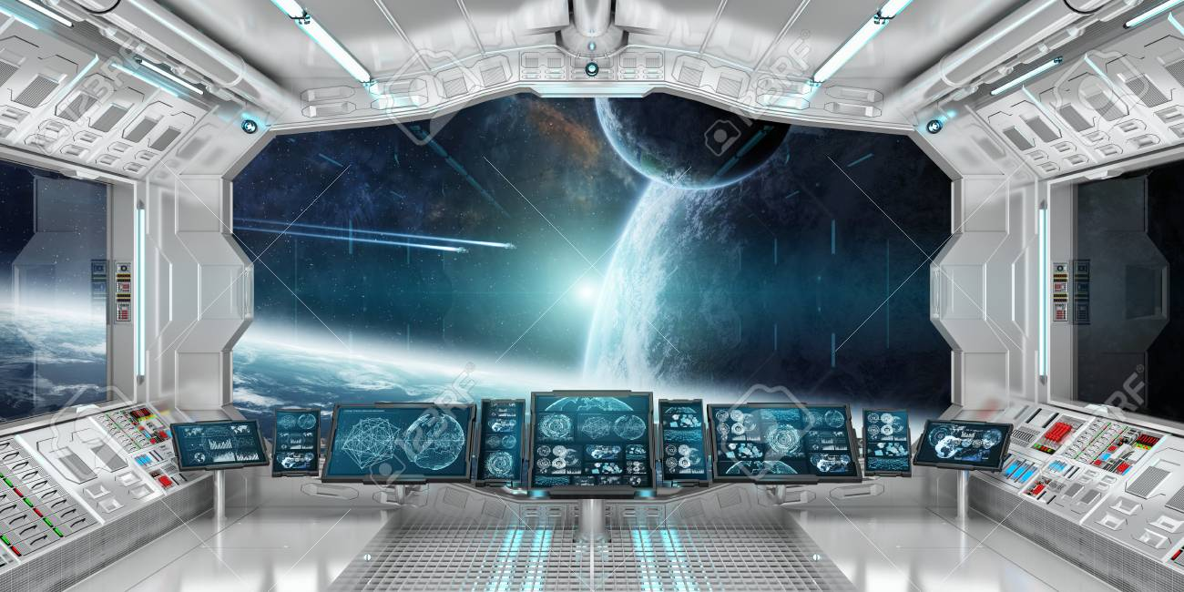L'Académie [Beast Boy] 77405669-spaceship-interior-with-view-on-space-and-distant-planets-system-3d-rendering-elements-of-this-image