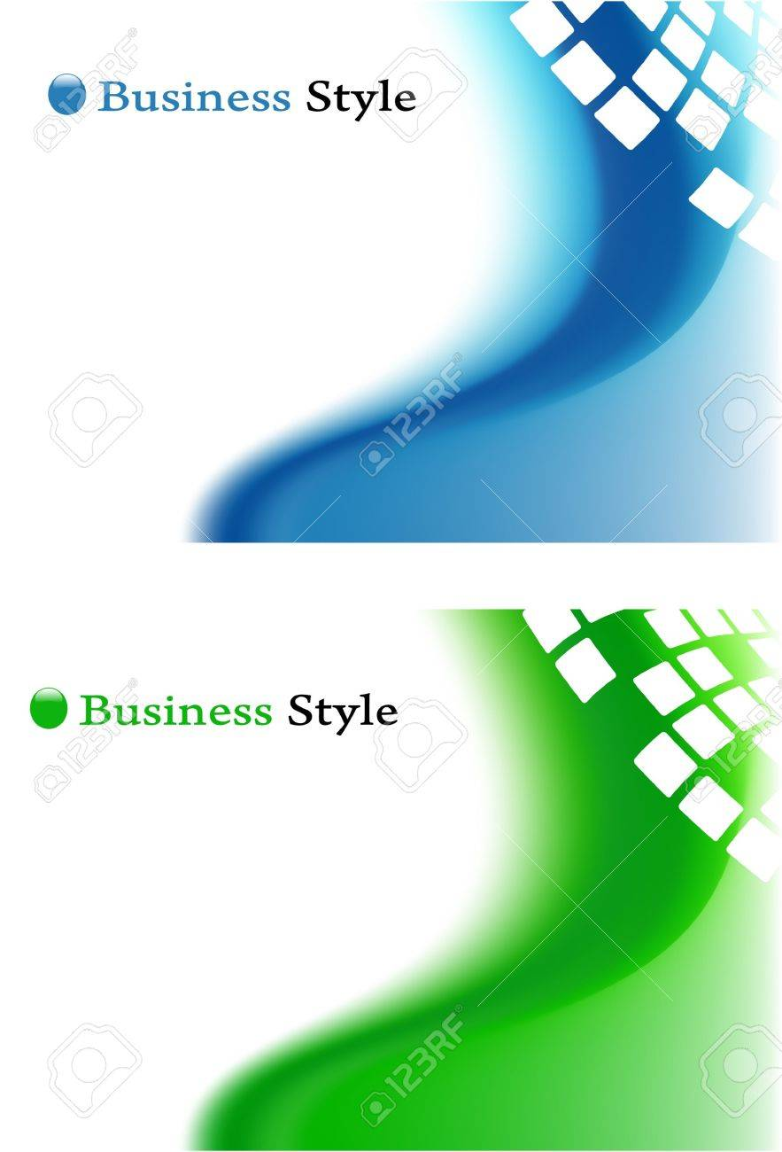 the abstract background set Stock Vector - 7001470