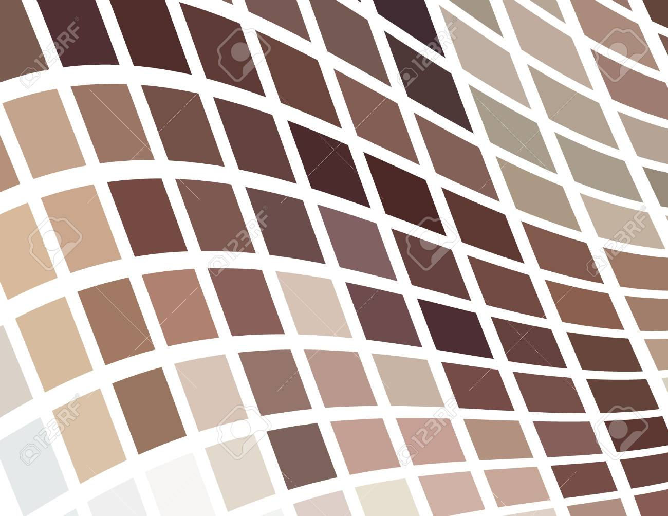 brown abstract background Stock Vector - 7331765