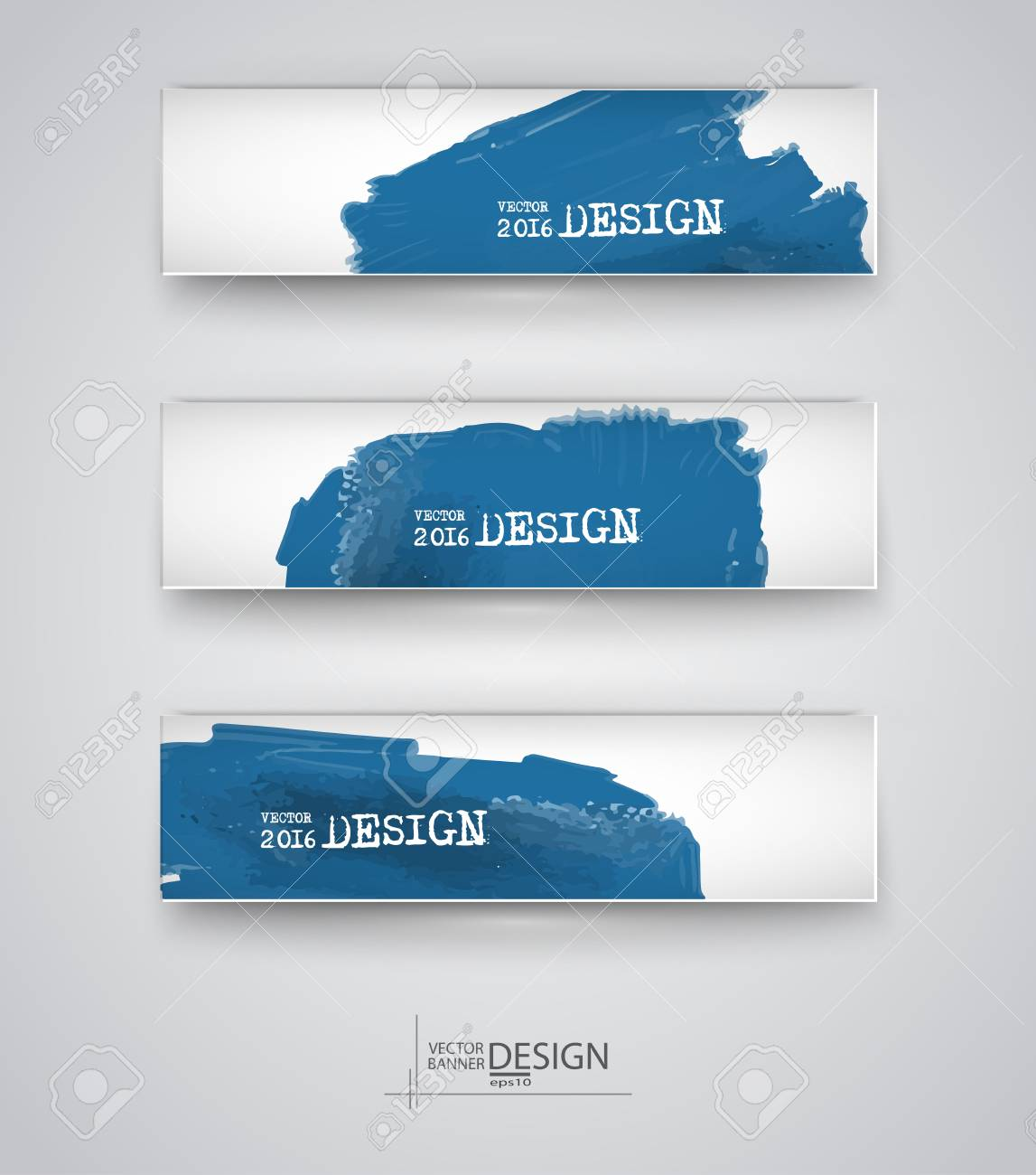 Business design templates set of banners with colored backgrounds business design templates set of banners with colored backgrounds paint abstract modern decoration cheaphphosting Image collections