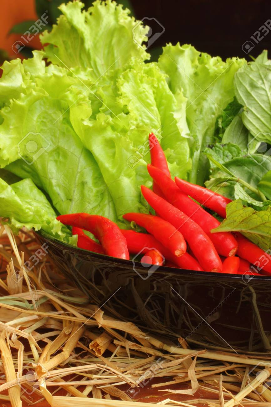 Fresh vegetable Stock Photo - 17812617