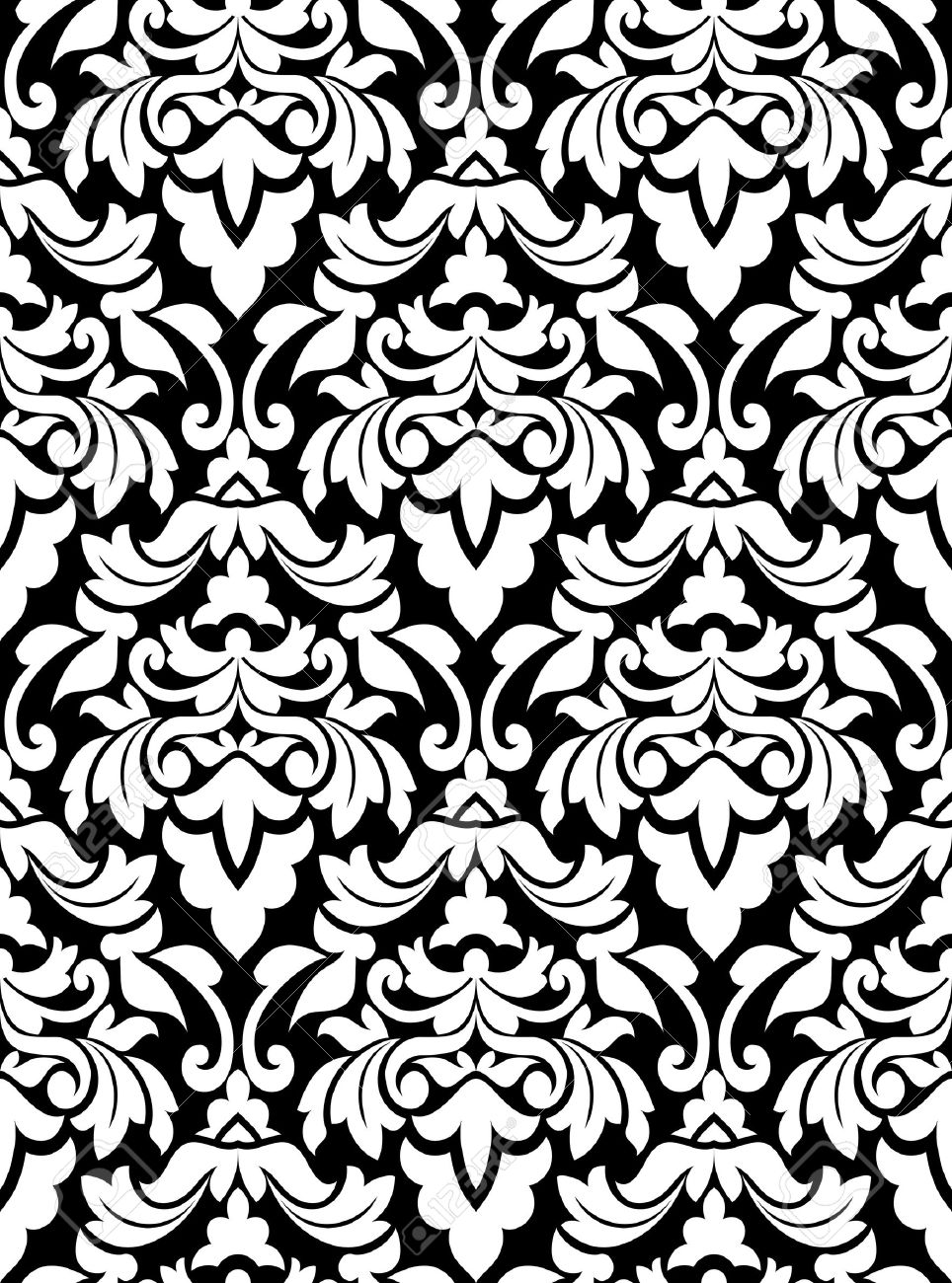 31 Amazing Black And White Pattern Background