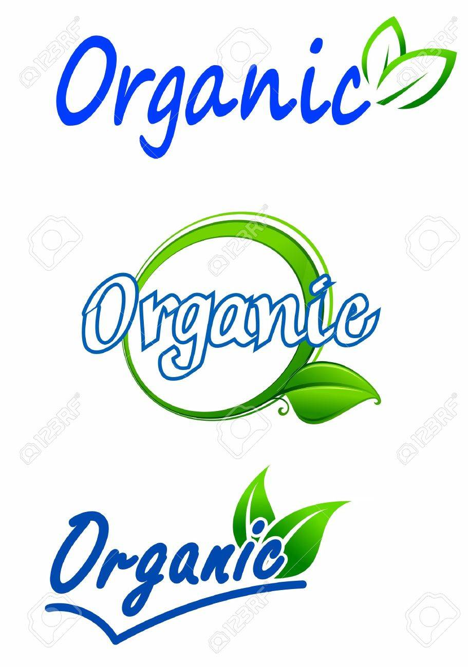 Ecology and nature symbols for food and environment design Stock Vector - 11006249