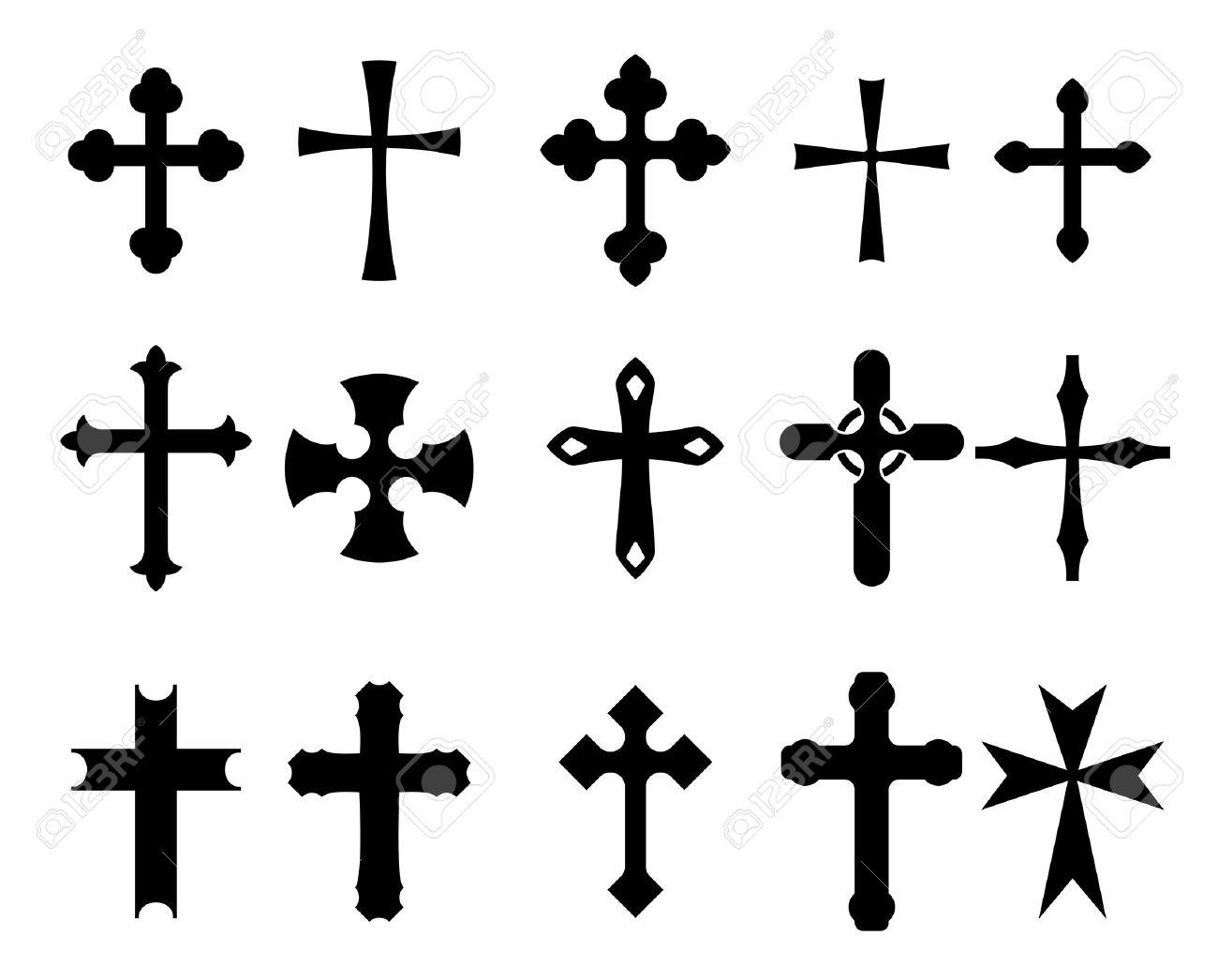 Showing post & media for White cross symbols | www.symbolsnet.com