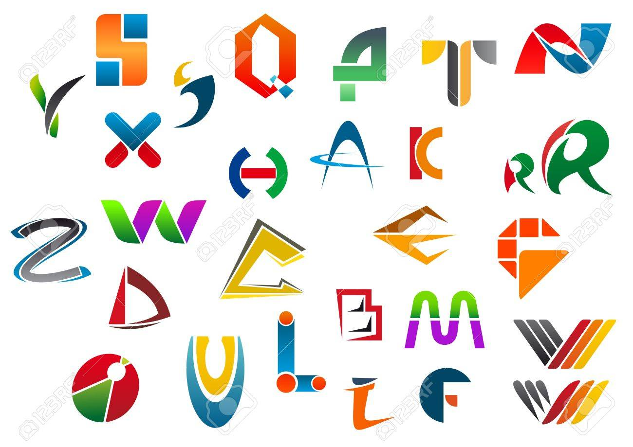 Set of alphabet symbols and icons from a to z royalty free set of alphabet symbols and icons from a to z stock vector 14569101 buycottarizona