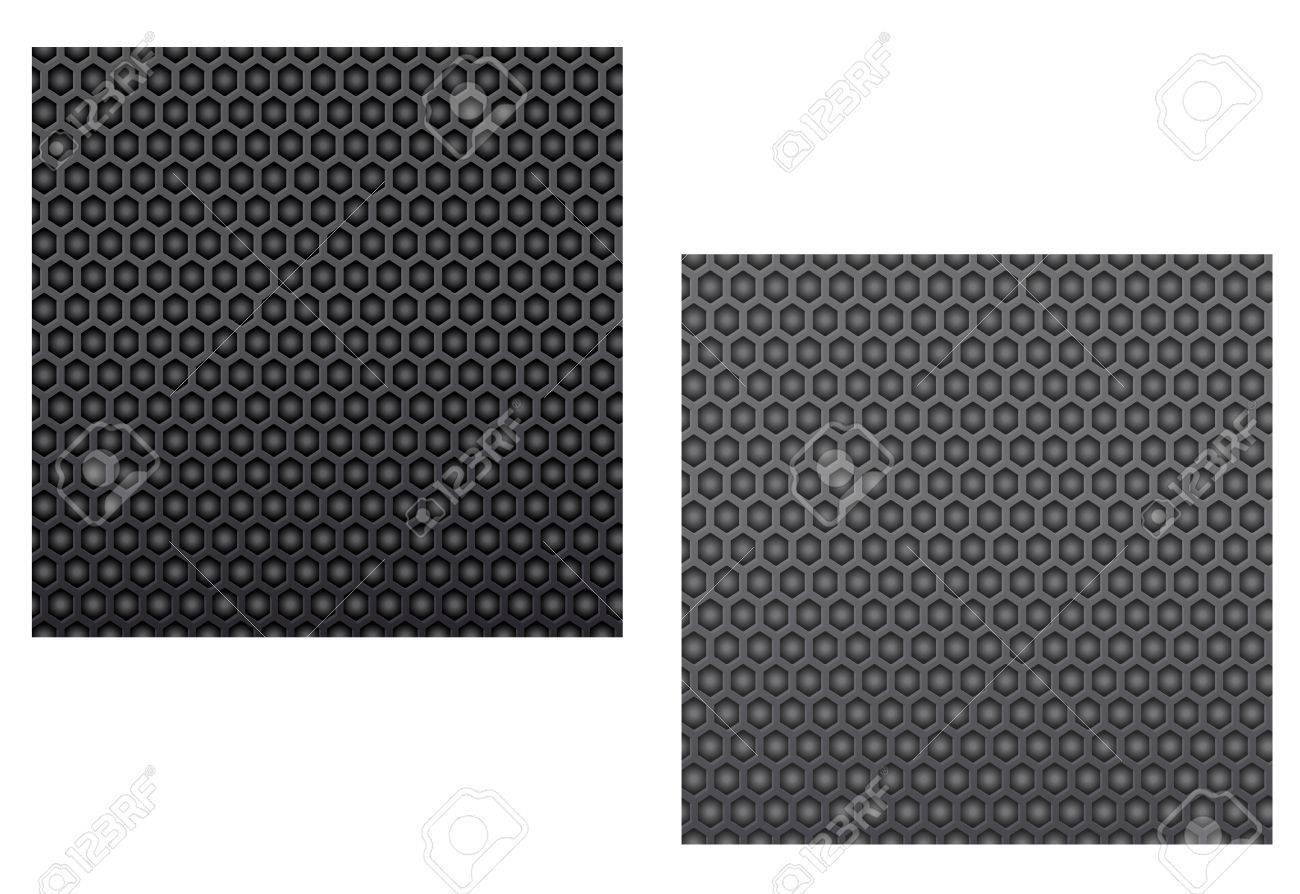 Fiber and carbon texture for background design Stock Vector - 22068949