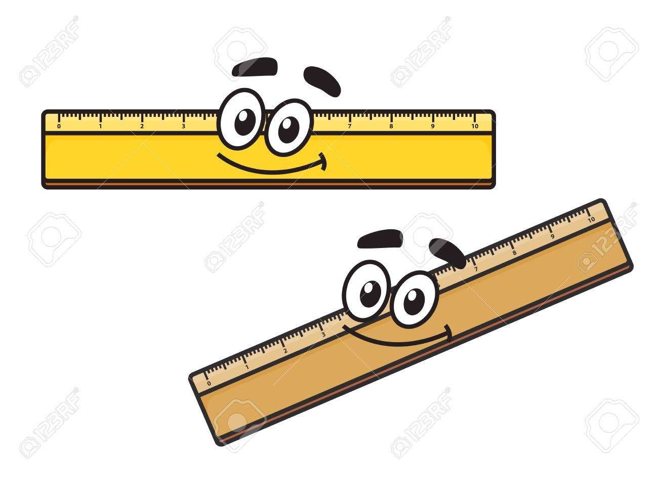 Image result for image of ruler cartoon