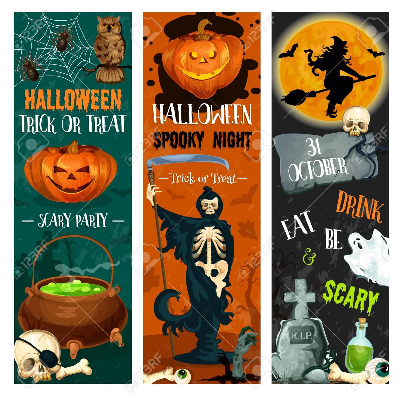 trick or treat pumpkin template.html