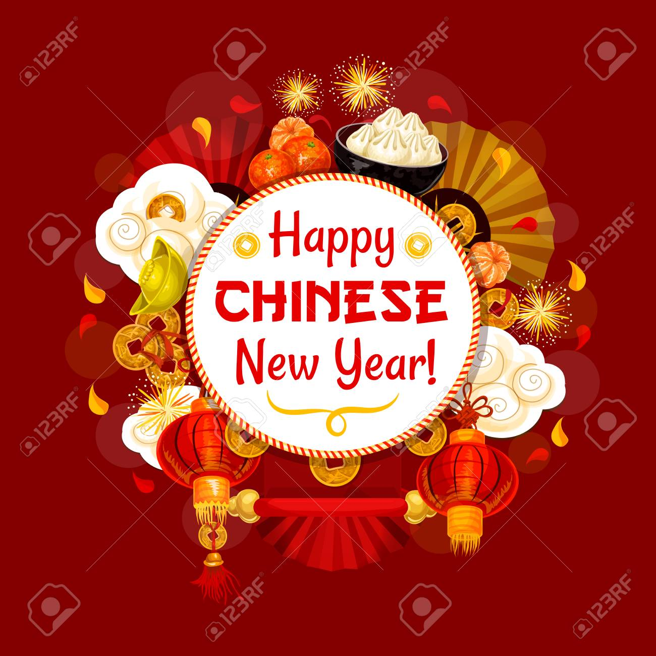 Chinese New Year E Card Free Greeting Cards Online Send Free Ecards