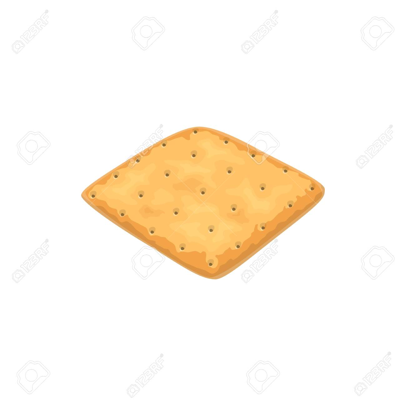 square cracker isolated wholemeal oat biscuit vector wheat salty royalty free cliparts vectors and stock illustration image 137233846 square cracker isolated wholemeal oat biscuit vector wheat salty