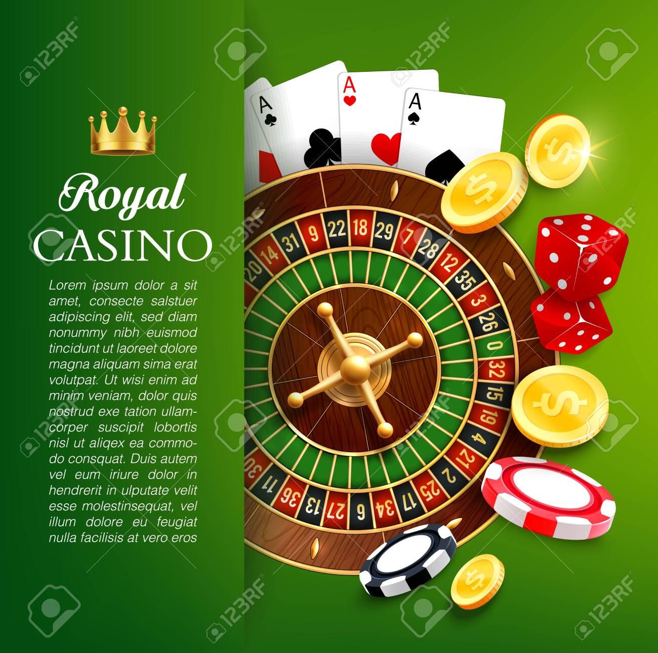 Casino, online gambling games vector design. - 140418015