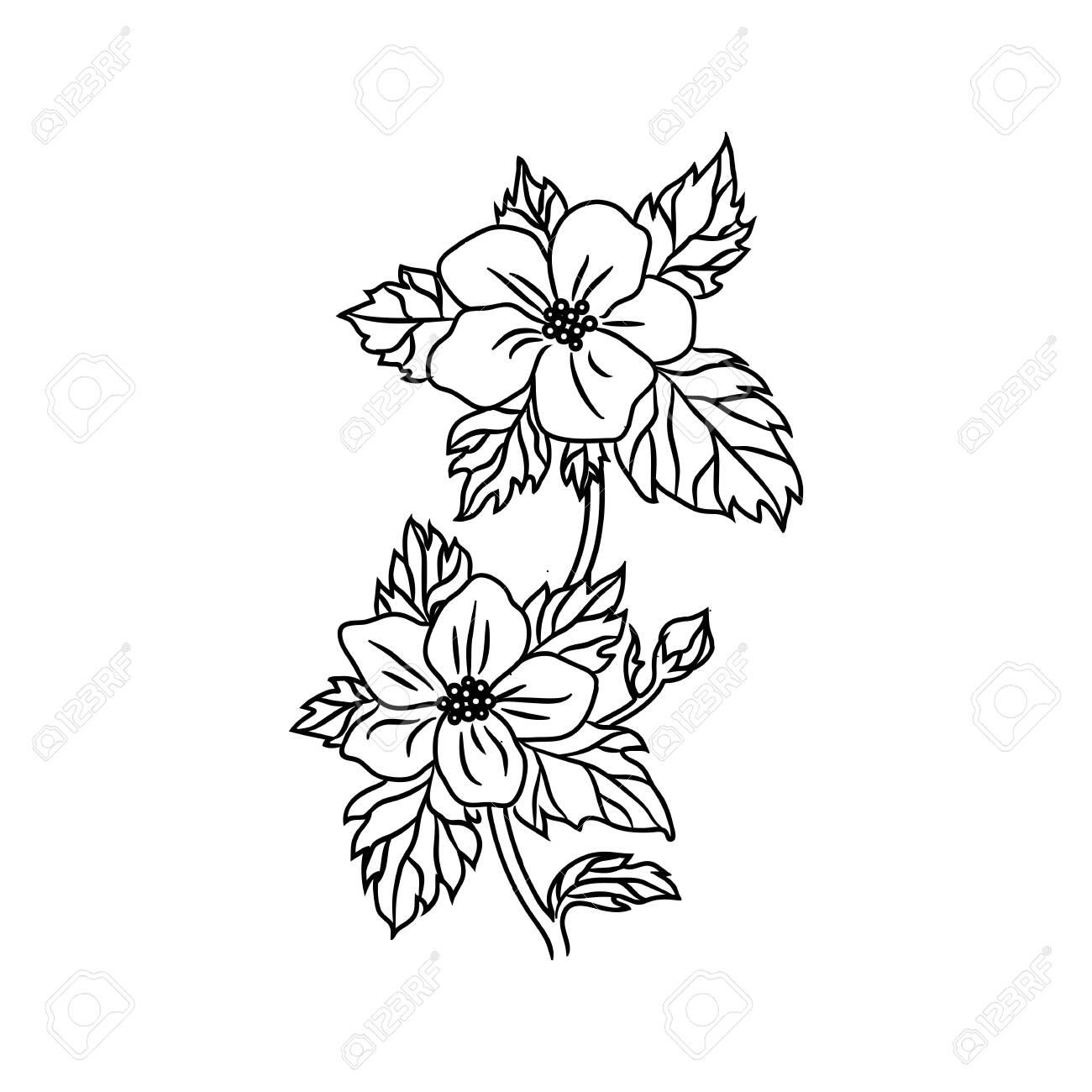 Spring Buds Clip Art