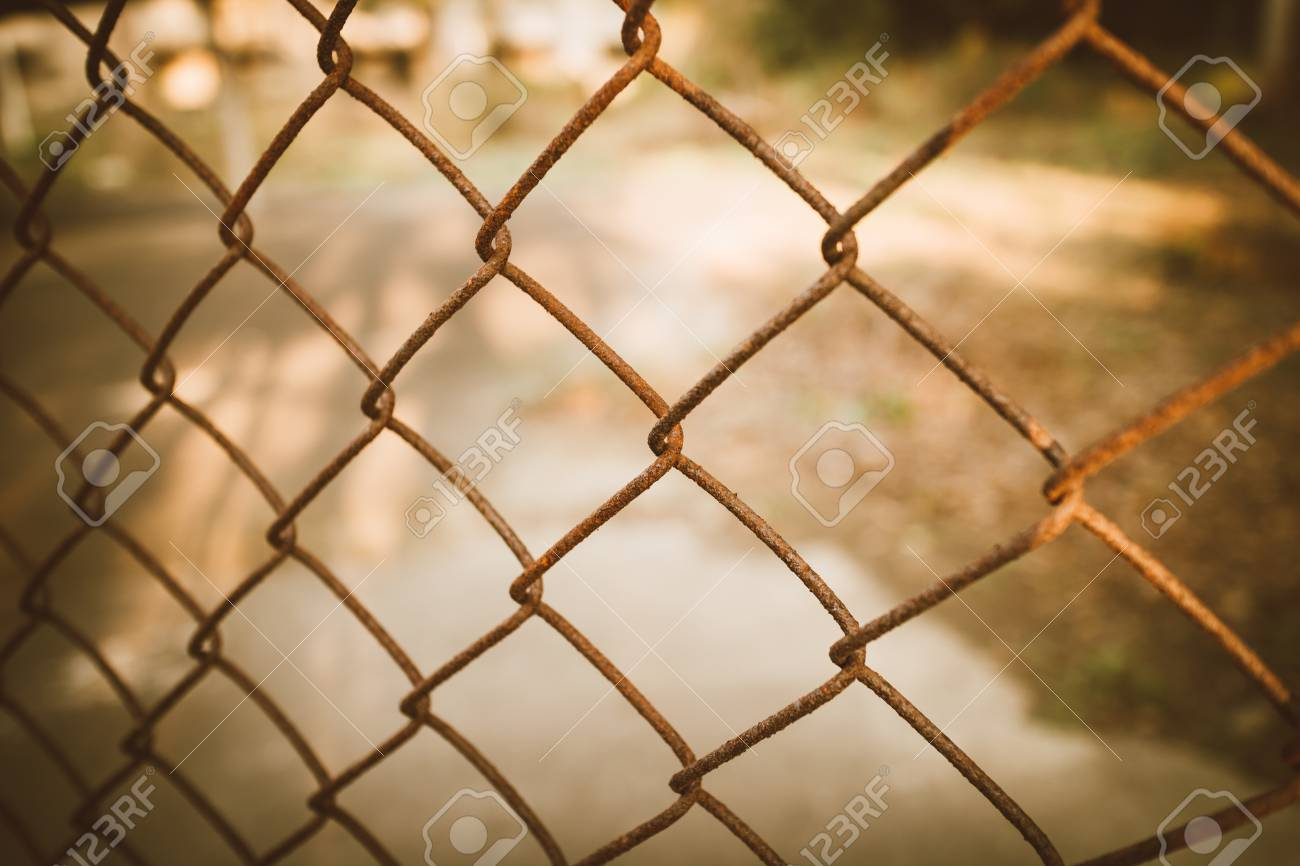 Rusty Chain Link Fence Stock Photo Picture And Royalty Free Image Image 36007126