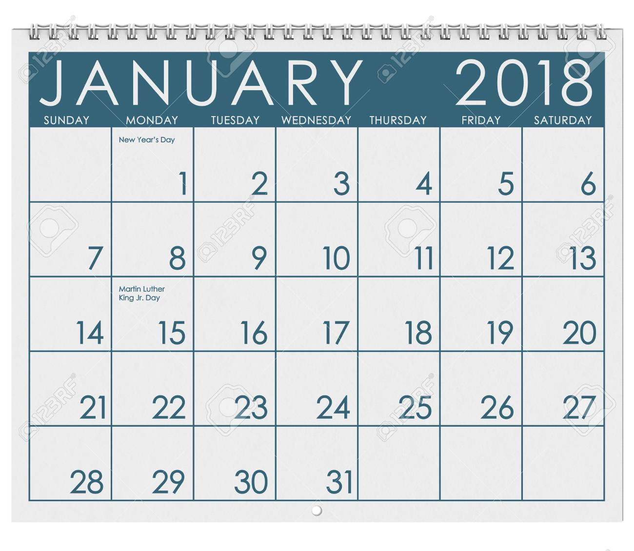 12 image series of months of the year in a 3d rendered calendar