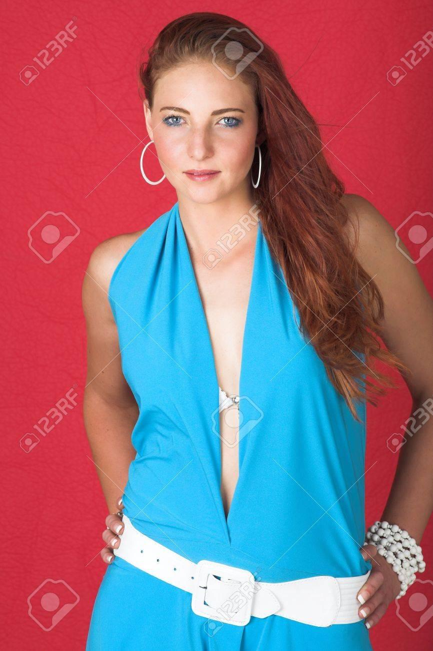 All natural adult women models