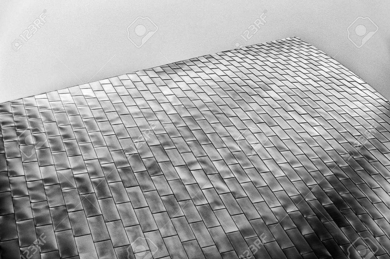 Modern Architectural Abstract Of A Section Of A Wall Made Of Stock Photo Picture And Royalty Free Image Image 92753748