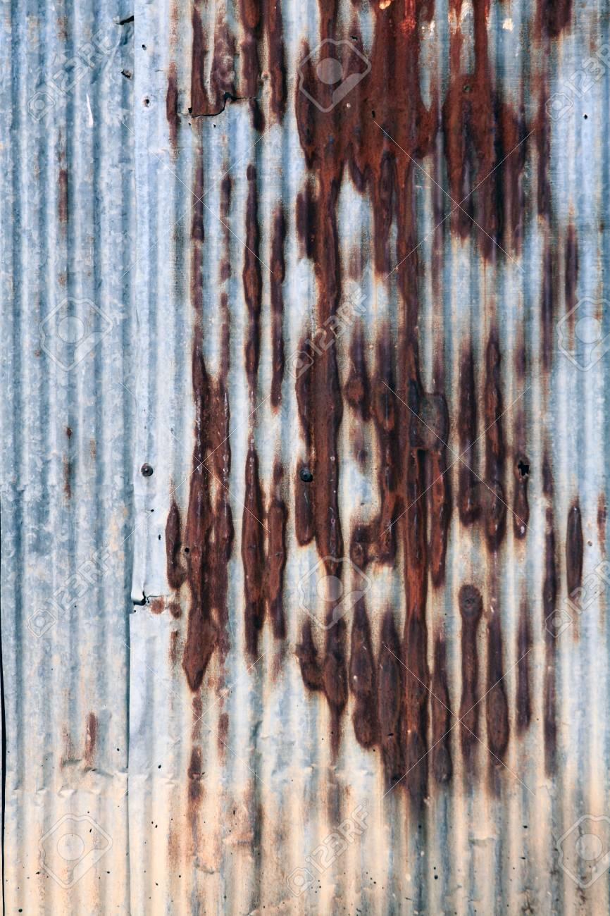 corrugated iron Stock Photo - 8577027